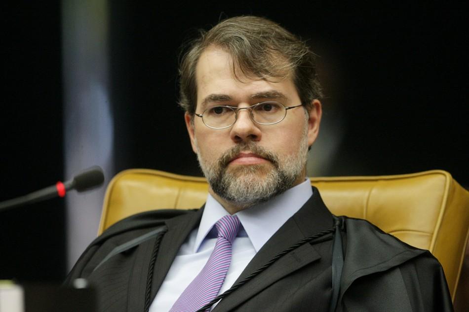 dias toffoli - Durante discurso de posse no STF, Dias Toffoli afirma que o Brasil não está em crise