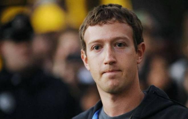 mark - Facebook sofre desvalorização histórica e perde mais de 100 bilhões de dólares em um dia