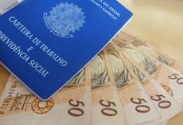 Sem decreto de Temer, salário mínimo vira o ano sem reajuste