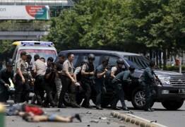 Ataque com explosivos deixa sete mortos na capital da Indonésia – VEJA VÍDEO