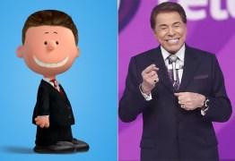 Silvio Santos ganha versão como personagem da turma do Snoopy e Charlie Brown