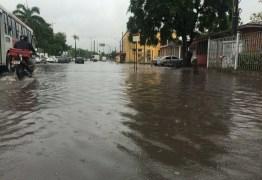 Aesa registra fortes chuvas na Capital e previsão é de mais precipitações nesta terça-feira