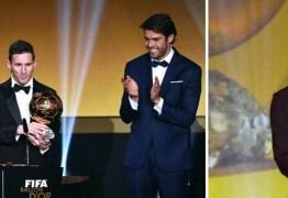 Messi é eleito o melhor jogador do mundo pela 5ª vez