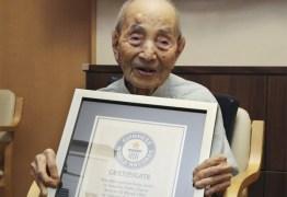 Homem mais velho do mundo morre, aos 112 anos, no Japão