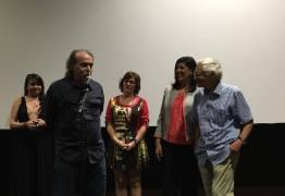 Inauguração do novo Cine Banguê homenageou cineastas paraibanos