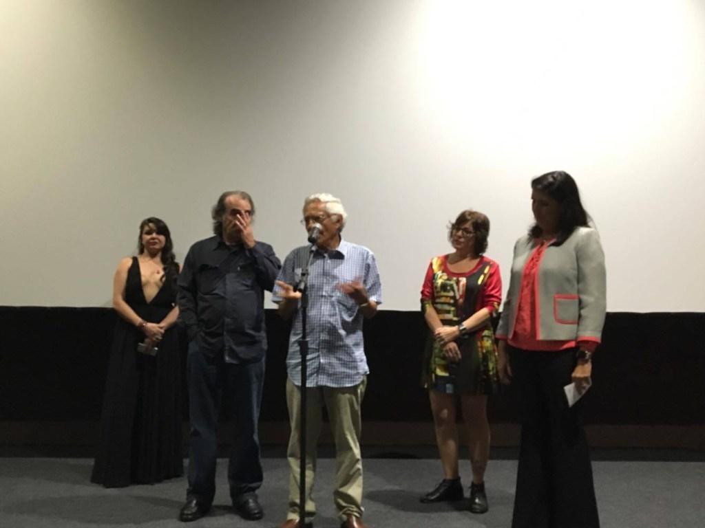 12752023 1038992546156911 390564459 o 1024x768 - Inauguração do novo Cine Banguê homenageou cineastas paraibanos