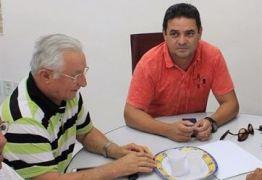 Frei Anastácio declara apoio a Charliton Machado como pré-candidato do PT em JP