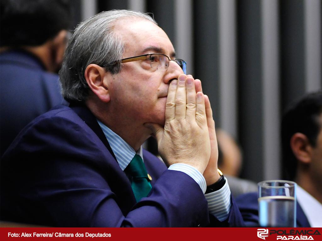 """AF CUNHA 01 - Cunha denuncia """"manobra"""" para eleição de Picciani à liderança do PMDB"""