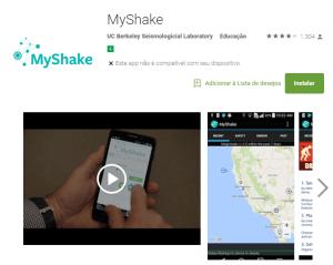 App May Shake 300x239 - Agora seu smartphone pode alertar sobre terremotos