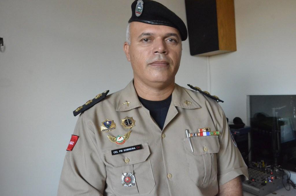Coronel Sobreira 1024x678 - Coronel Sobreira toma posse na Caixa beneficente PMCB