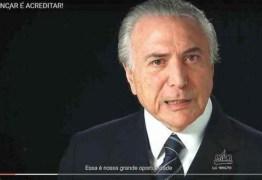 PMDB vai à TV para atacar governo Dilma