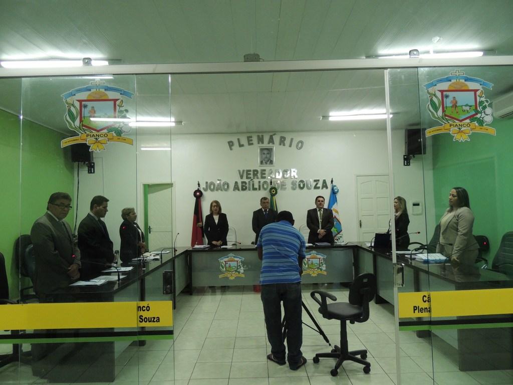 camara pianco 1024x768 - POLÊMICA -Câmara de Piancó compra bafômetro; vereadores iam bêbados às sessões