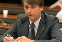 Após ser barrado na FGV, Bolsonaro diz que poderia 'entrar armado se quisesse'