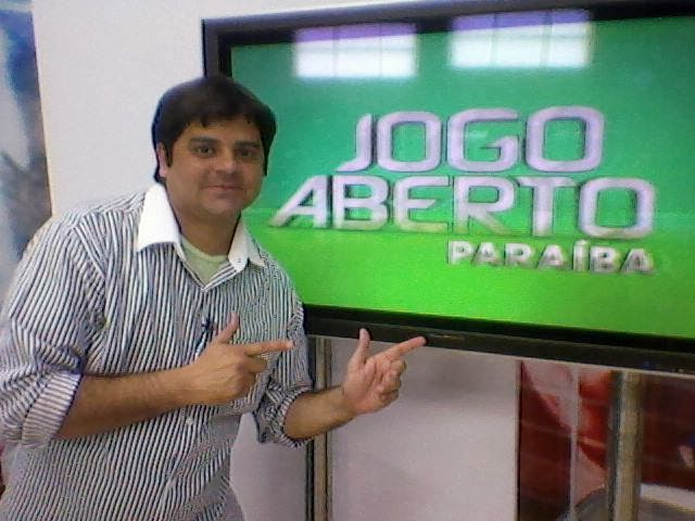 jogo aberto - MAIS BAIXA: Lima Souto anuncia sua saída da TV Clube Paraíba