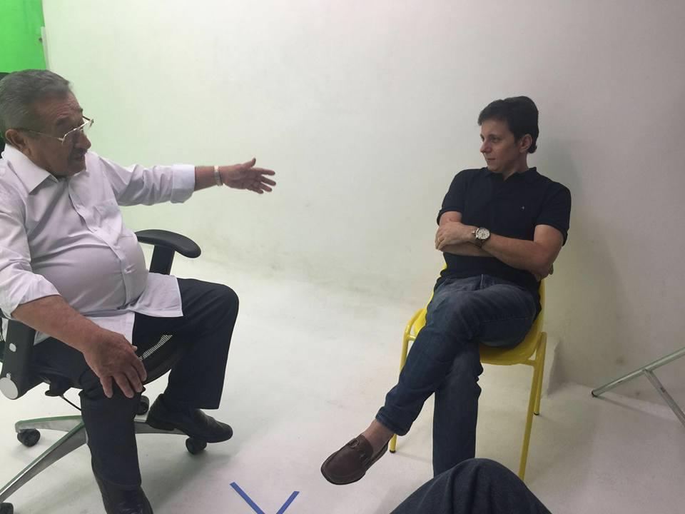 maranhão candidato - Senador Maranhão nega mas os passos indicam que ele será candidato ao governo em 2018