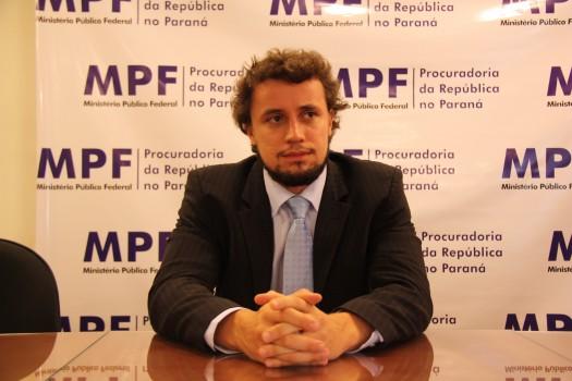 procurador Matos - Após decisão do STF, Lava Jato prevê prisões de condenados ainda este ano