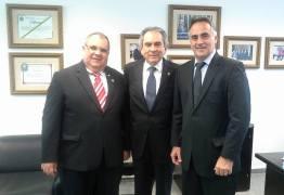 Na CAE, Raimundo Lira vai atuar para garantir empréstimo de US$ 100 milhões do BID para obras em João Pessoa