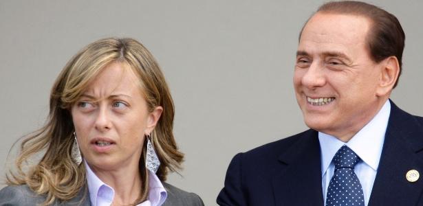 PRIMEIROMINISTRO - Ser mulher, mãe e prefeita são atividades incompatíveis, diz Berlusconi