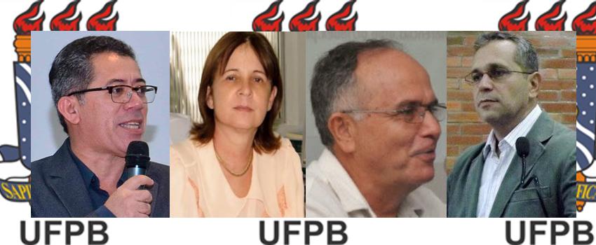 Untitled 1 - ELEIÇÕES UFPB: Comissão eleitoral homologa quatro candidaturas