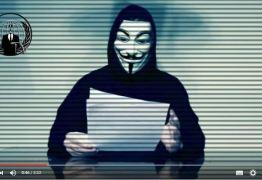 Anonymous declara guerra contra Donald Trump