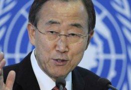 Secretário-geral da ONU faz apelo por solução para crise política no Brasil