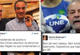 """GLOBO CONTRA A PRISÃO DE LULA: """"A fragilidade do pedido de prisão de Lula atrapalha a Lava Jato"""""""