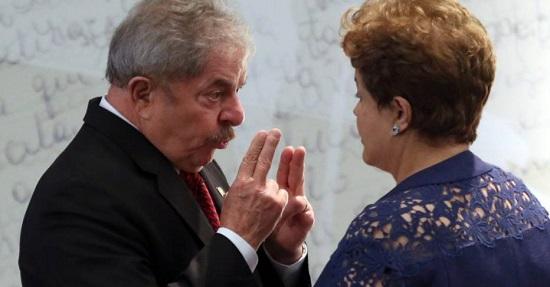 lula dilma - Dilma vai reunir Lula, deputados e ministros em café da manhã nesta quinta