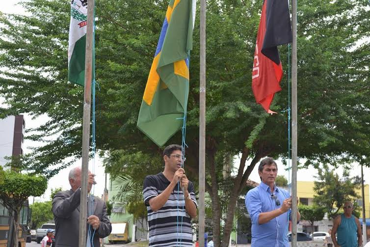 santa rita - Prefeitura de Santa Rita comemora 126 anos de Emancipação Política com diversas atividades