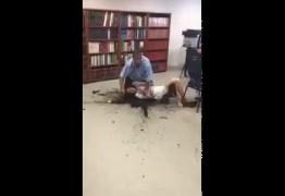 Vídeo mostra homem ameaçando atear fogo em juíza no Fórum Butantã – VEJA VÍDEO