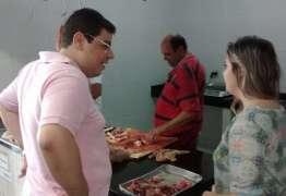 PRÉ-CANDIDATO DE MARANHÃO, DIHÊGO AMARANTO INICIA CAMINHADA RUMO À CÂMARA DE JOÃO PESSOA