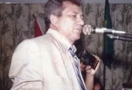 LUTO: Ex-vereador morre após duas semanas internado, na Paraíba