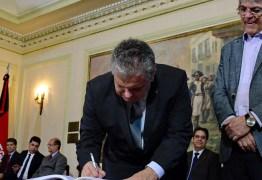 Conquista de Bosco Carneiro: Ricardo entrega barragem no Brejo da PB