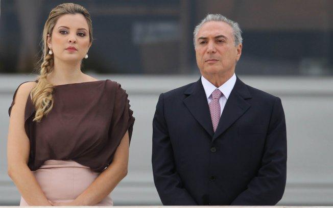MARCELA TEMER - 'E se Dilma fosse casada com um homem 43 anos mais jovem?' - Por Deborah Bresser