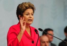 No dia da eleição da comissão no Senado, Dilma se reúne com ministros