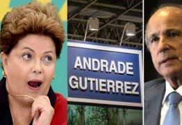 A DENÚNCIA DA VEZ:  Propina irrigou campanha de Dilma, diz  Andrade Gutierrez