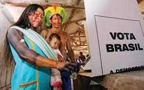 indios e1461096498467 - TSE faz recomendações sanitárias para votação em aldeias indígenas