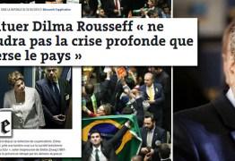 Le Monde diz que 'tirar Dilma não resolve os problemas do Brasil'