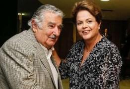 Pepe Mujica chama golpistas brasileiros de 'irresponsáveis'