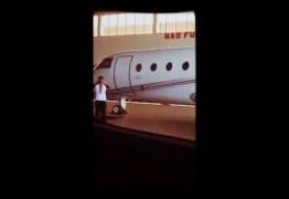 POLÊMICA: Lula nas asas da Gol comete infração grave – VEJA VÍDEO