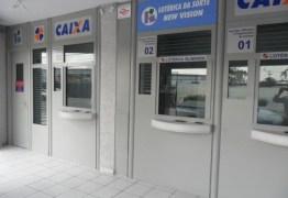 Mesmo com decreto de Bolsonaro, casas lotéricas continuam fechadas na Paraíba