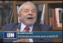 """ENTREVISTA: lula admite """"equívocos"""" no segundo mandato de Dilma – VEJA VÍDEO"""