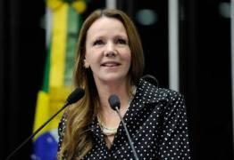 Senadora de oposição é desconvidada de programa da TV Brasil