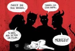 'Reflita sobre estupro, se for homem' – Por Xico Sá