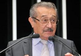 José Maranhão é impedido de pousar avião em Araruna, relata sobrinho Benjamin