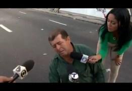 PANCADARIA: Jornalistas são agredidos em ato contra impeachment  – VEJA VÍDEO