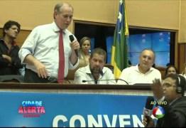 REPÓRTER INTERROMPE FALA DE CIRO EM PALESTRA: Veja qual foi a reação dele – VEJA VÍDEO
