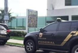 LAVAGEM DE DINHEIRO E DROGAS: Operação da PF está agora em dois endereço em João Pessoa