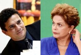 """A presidente afastada Dilma Rousseff não esconde o temor de """"descer para Curitiba"""""""