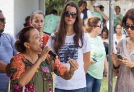 Cida Ramos visita Parque e Rio Cuiá em João Pessoa e lamenta abandono da prefeitura