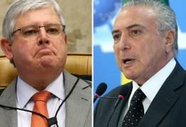 INGOVERNABILIDADE DE TEMER: Ação de Janot reforça tese de eleições diretas